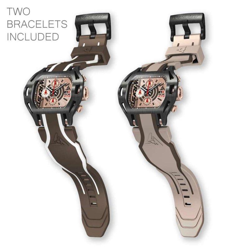 Reloj Oro Rosa Wryst SX270