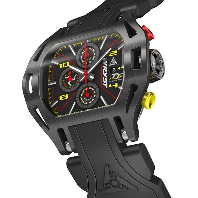 Swiss watch Wryst Isle of Man TT