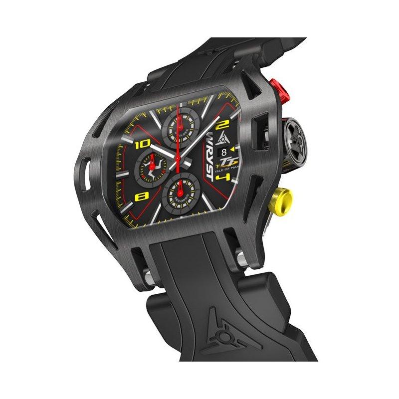 Swiss watch Wryst Isle of Man TT