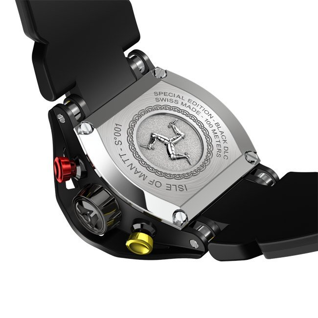 Montre Wryst Isle of Man TT Edition Limitée