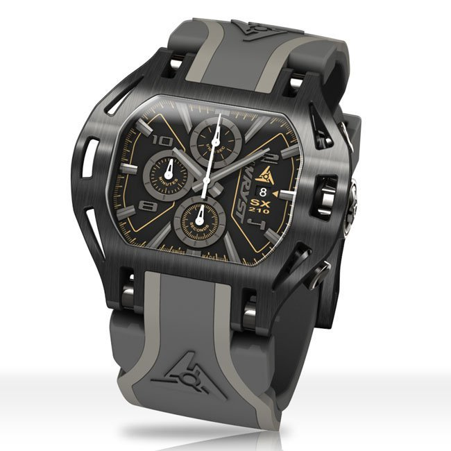 Relojes Suizos Wryst Force SX210