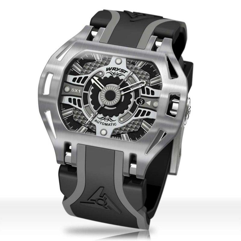 Automatische Schweizer Uhr Wryst Racer SX1