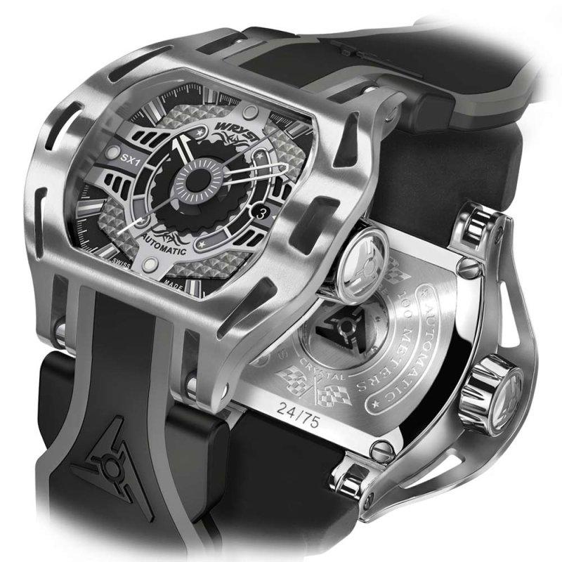 Automatische Schweizer Uhr