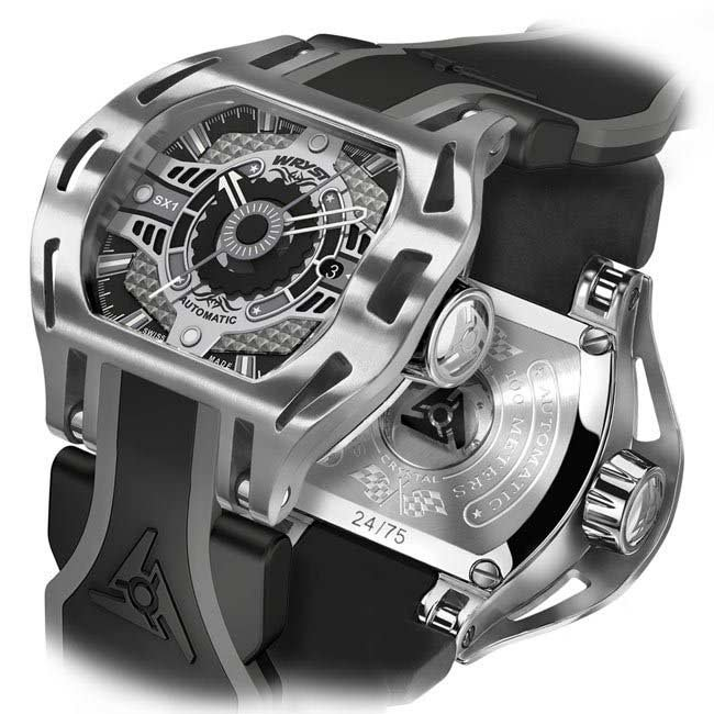 Automatic Self Winding Watch Racer