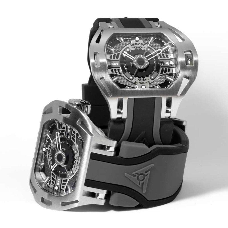 Luxury Mens Self Winding Watch Racer SX1