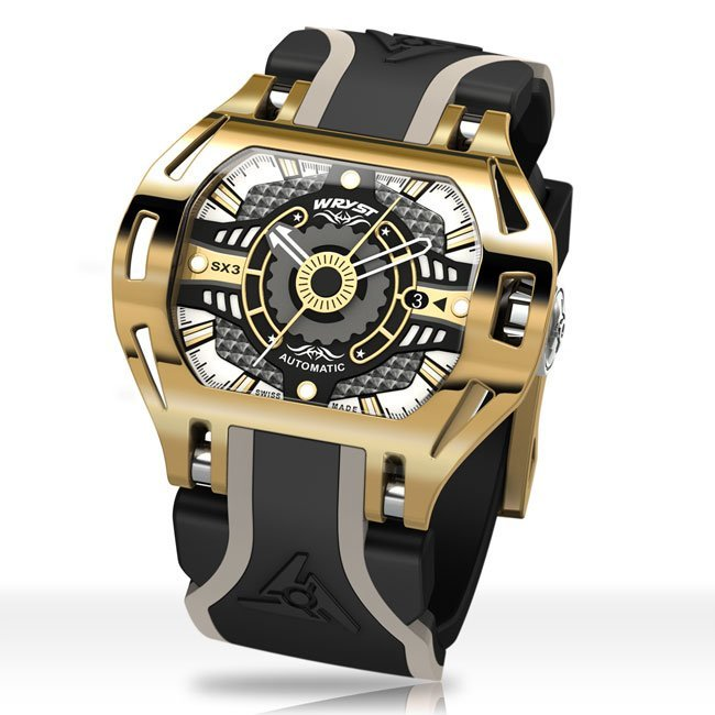 Montre Automatique Or SX3