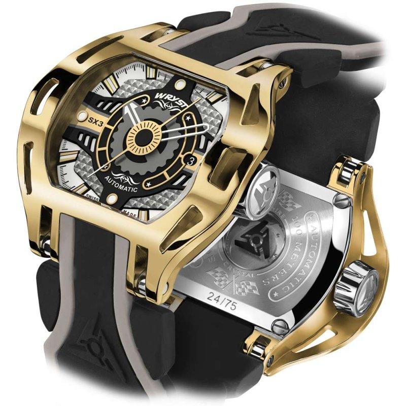 Reloj Automático Oro Suizo