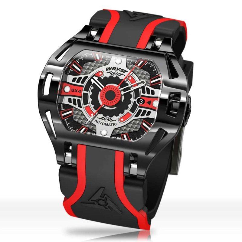 Renn Automatik Uhr Racer SX4