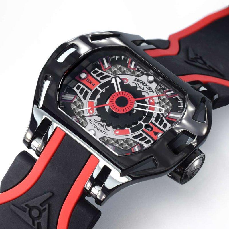 Automatik Uhr Racer SX4
