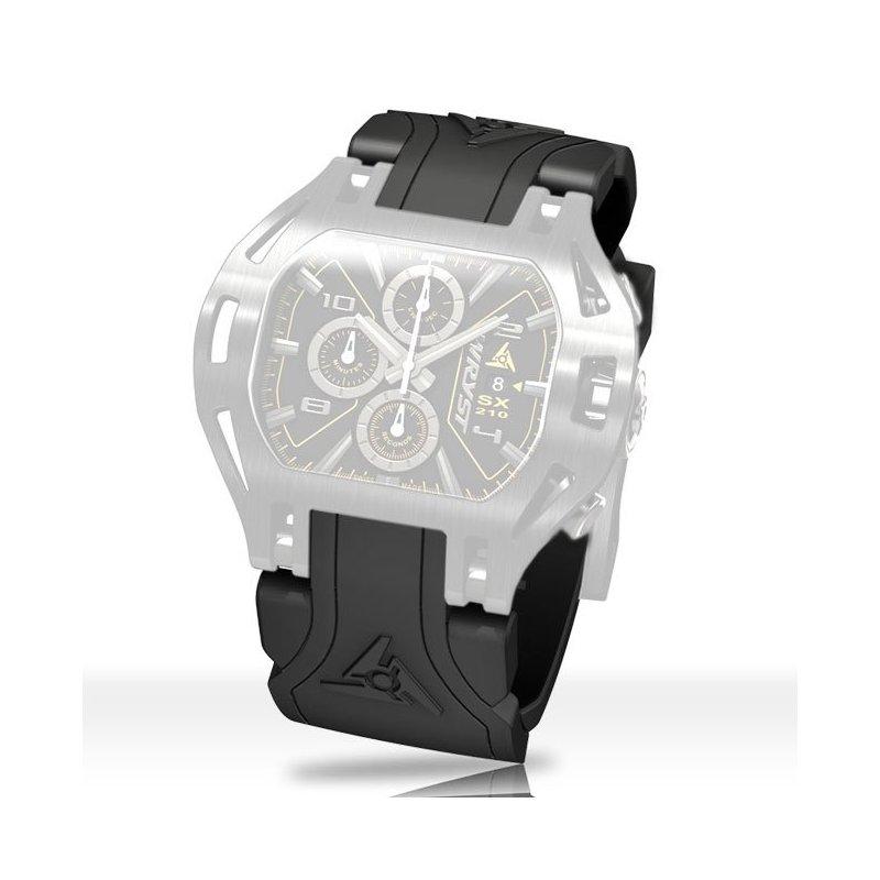 Schwarz Armband Uhr Wryst Force