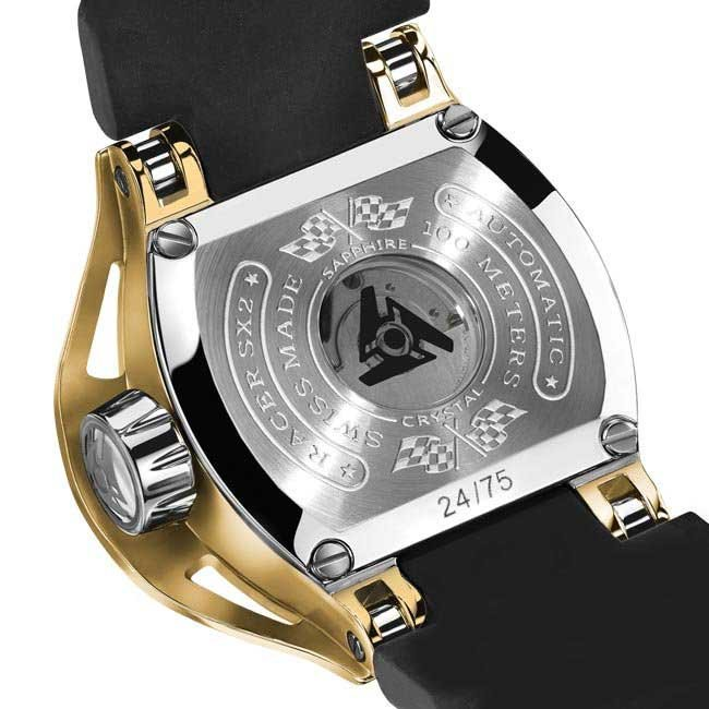 Montre Automatique Sellita SW200