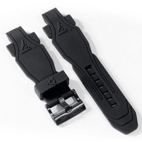 Bracelet Noir Montre Wryst