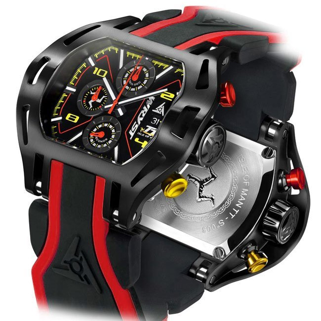 Racing watch Isle of Man TT