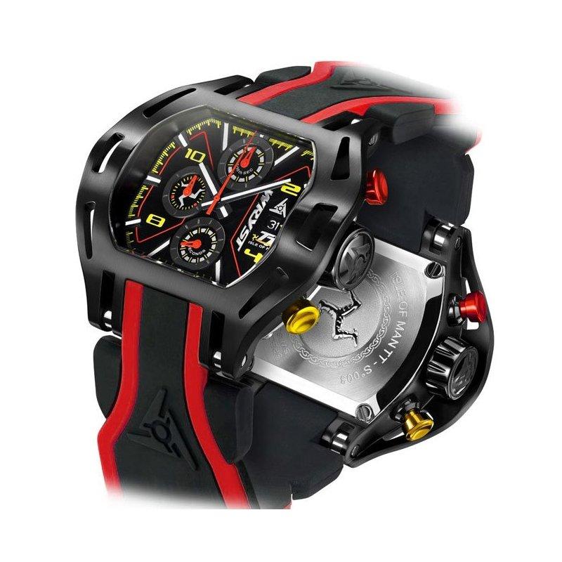 Reloj de Carreras Isla de Man TT