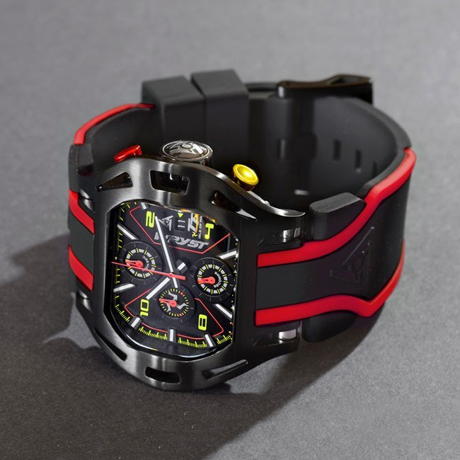 Racing watch TT