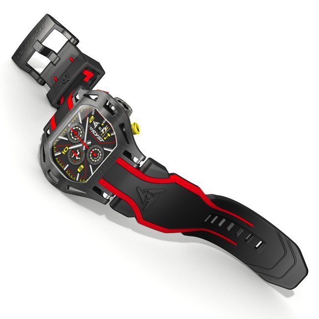 Luxury Racing watch Wryst TT