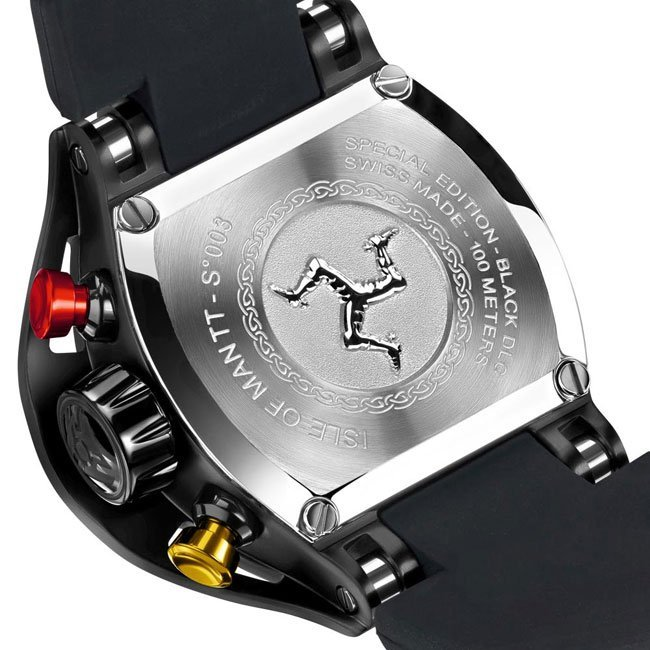 Isle of Man Racing Watch