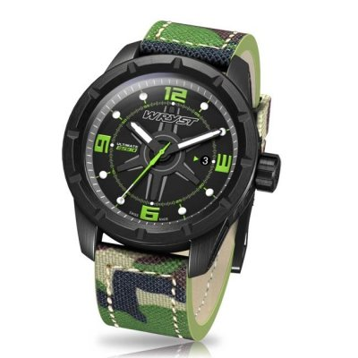Montre camouflage militaire