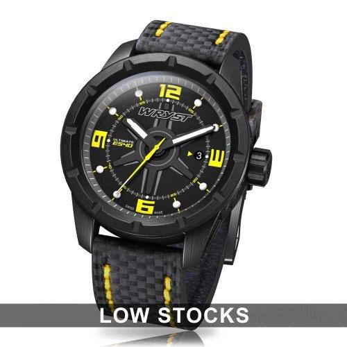 Schwarze Uhr Limitierter Auflage