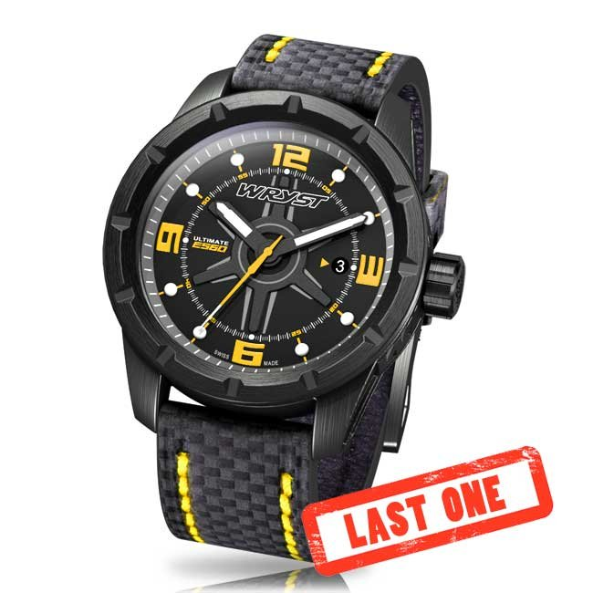 Black Limited Edition Watch