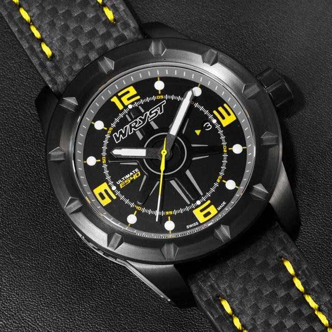 Black Limited Edition Watch for Men