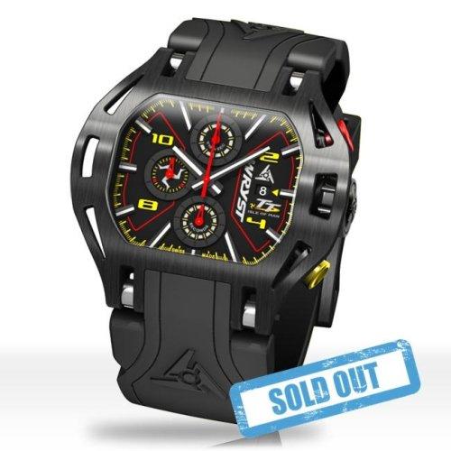 Reloj Deportivo Suizo Wryst Isla de Man TT