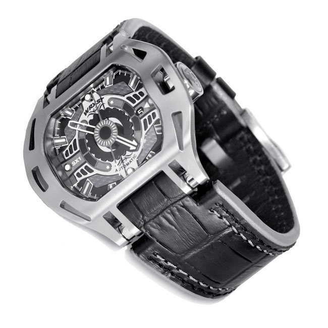 Luxury Wryst SX1 Automatic Stainless Steel Watch