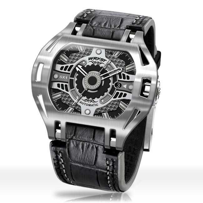Swiss Automatic Watches Wryst SX1