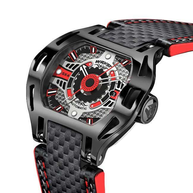 Carbon Fiber Automatic Watches for Men