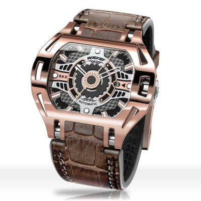 Montre Or Rose Wryst SX2