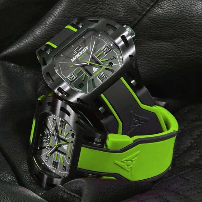 Green Womens Watch