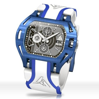 Blue Mens Watch