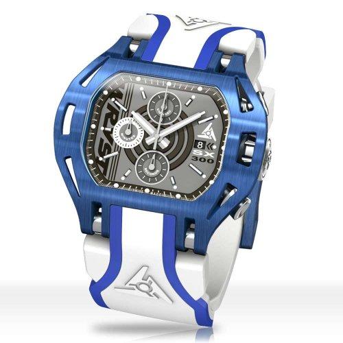 Reloj azul para hombre
