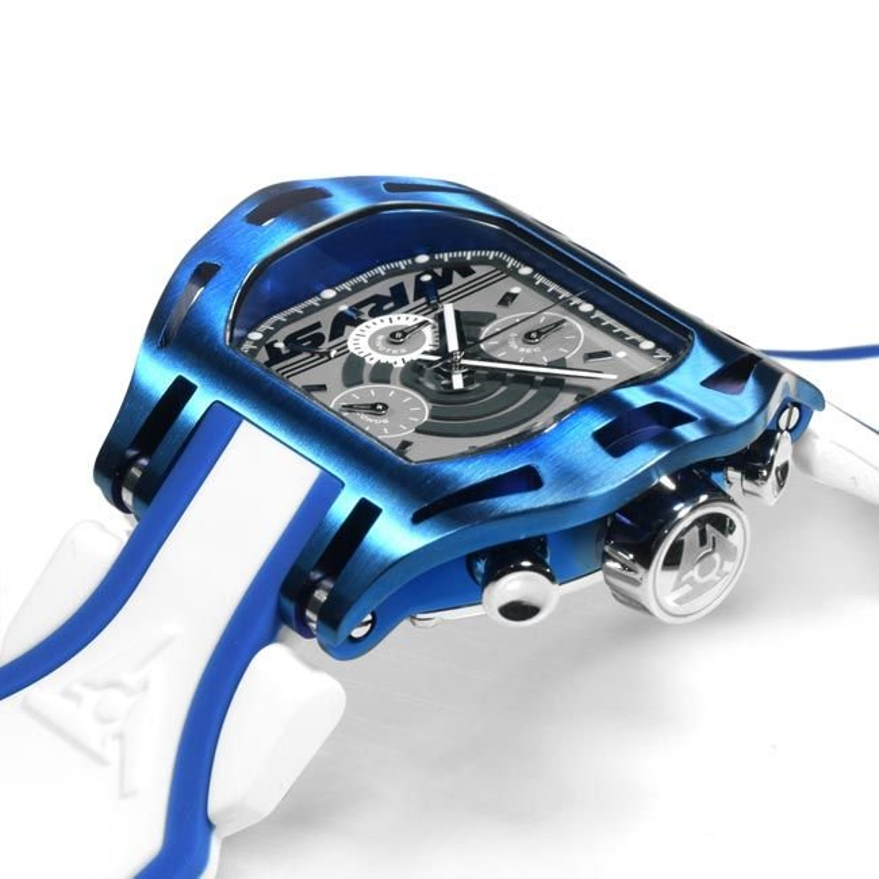 Wryst SX300 Montre Luxe Bleue