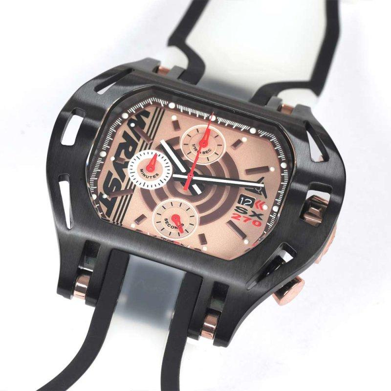 Reloj transparente Wryst SX270