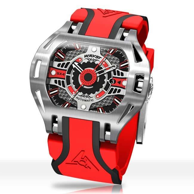 Mens Luxury Watches Wryst SX4