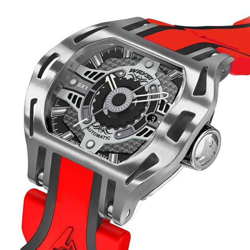 Relojes automáticos de lujo para hombre Wryst