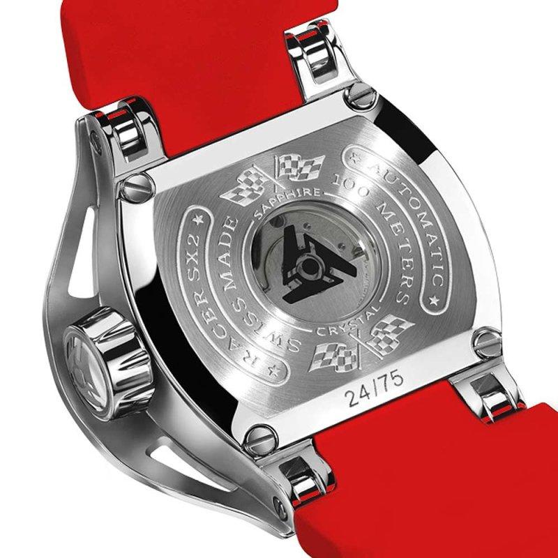 Reloj Wryst de edición limitada Sellita SW200