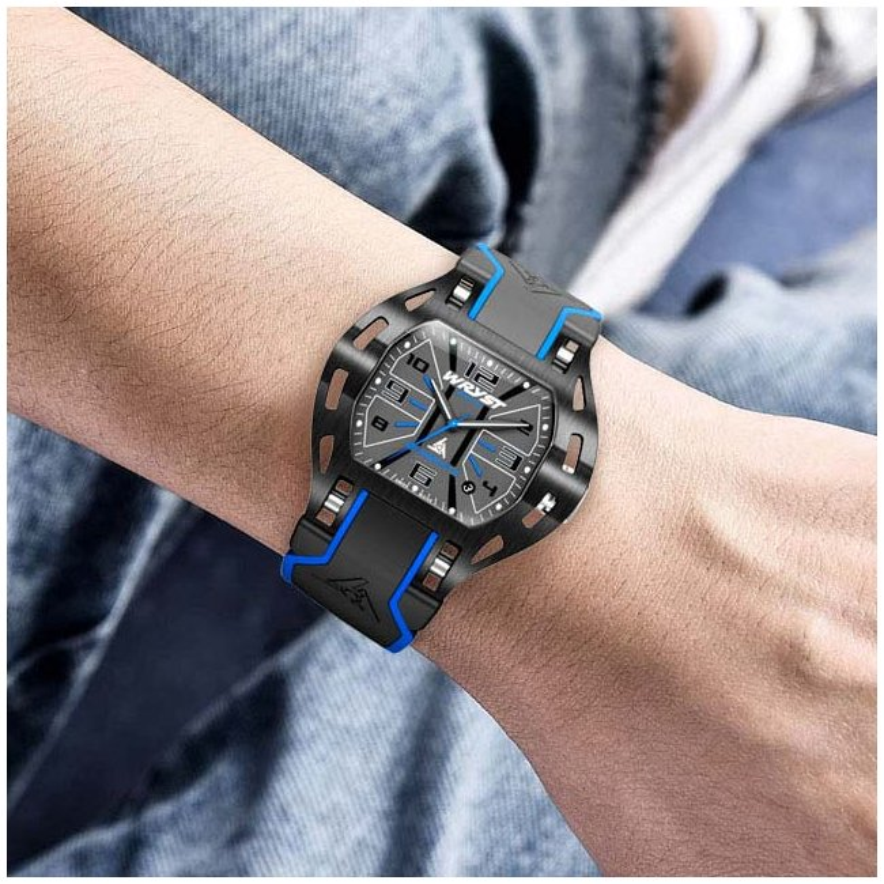 Blue Watersport Watch