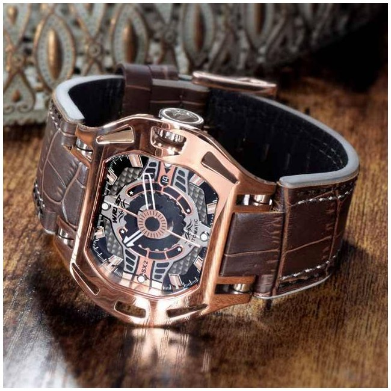 Reloj suizo de gama alta Wryst