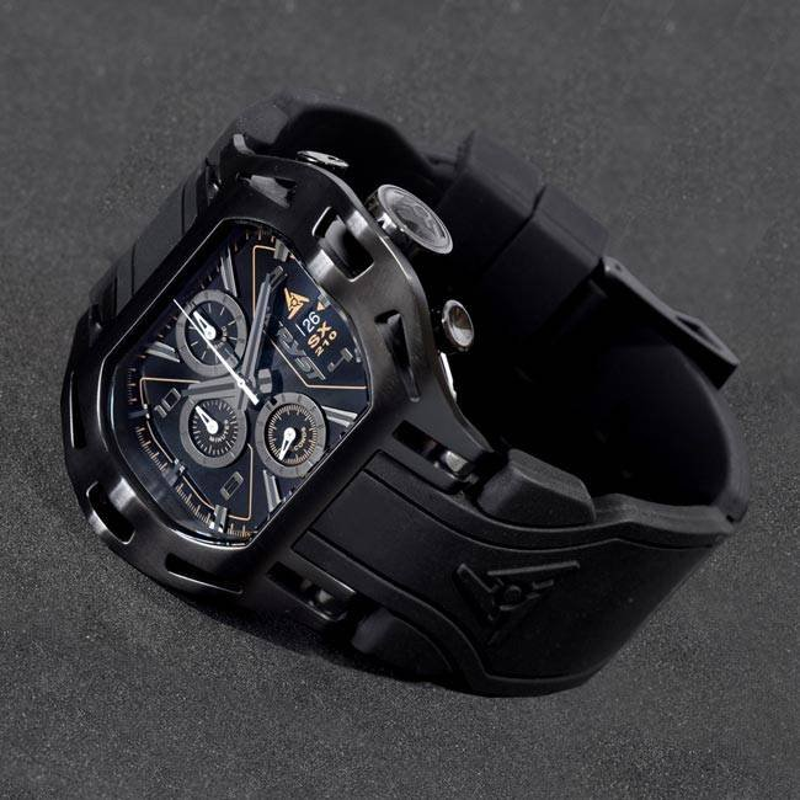 Black on Black Watch Wryst SX210