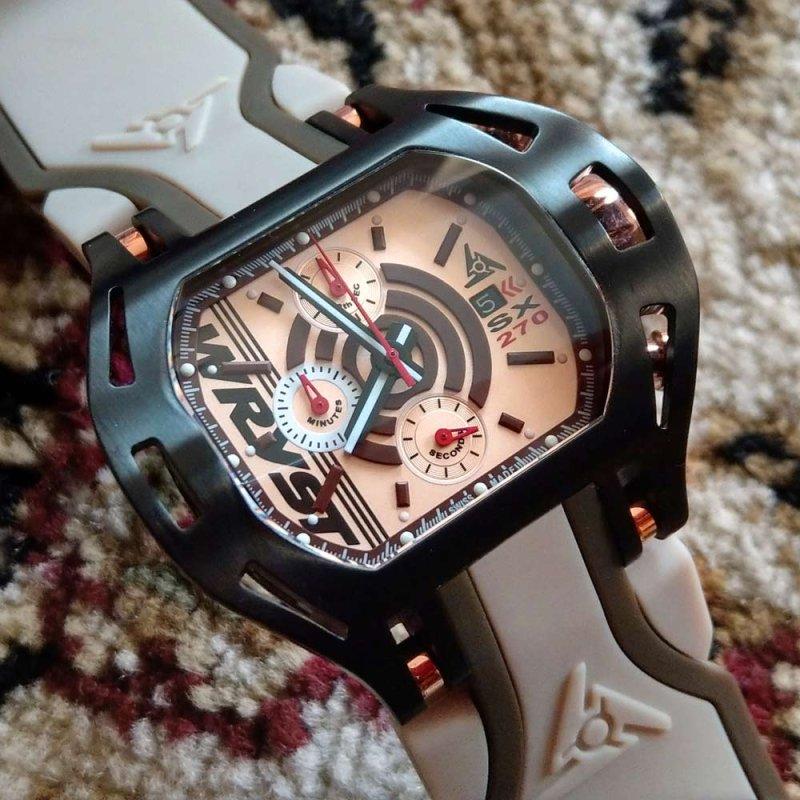 Reloj Oro Rosa Wryst Force SX270