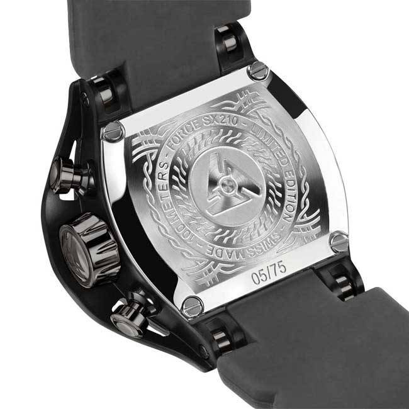 Limited Edition Swiss Chrono Watch