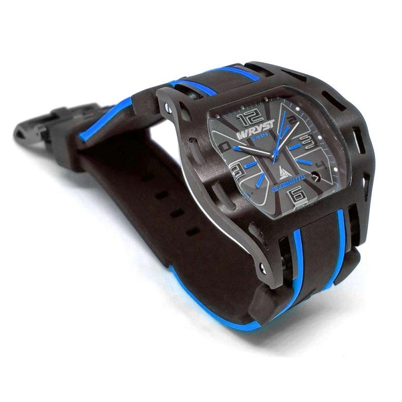 Relojes Negro y Azul Para Hombre
