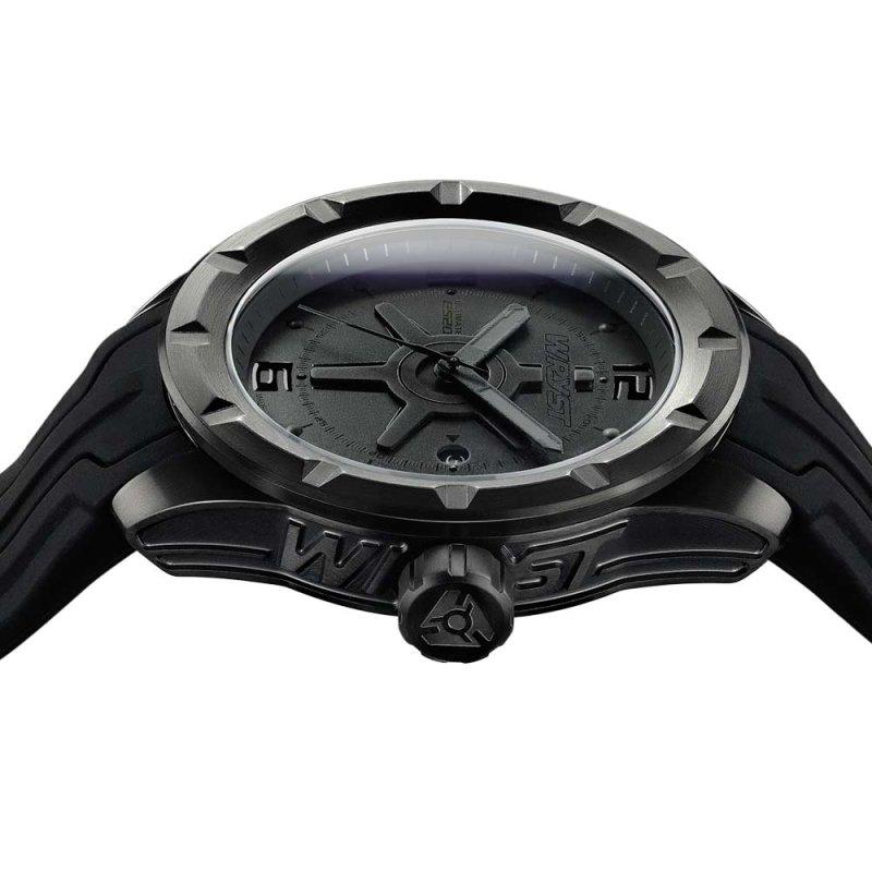 Black Steel Watch DLC