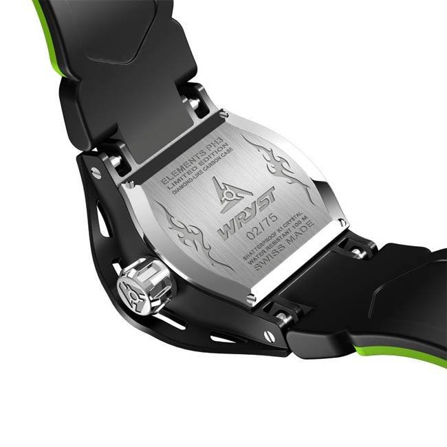 Black and Green Watch Limited Edition