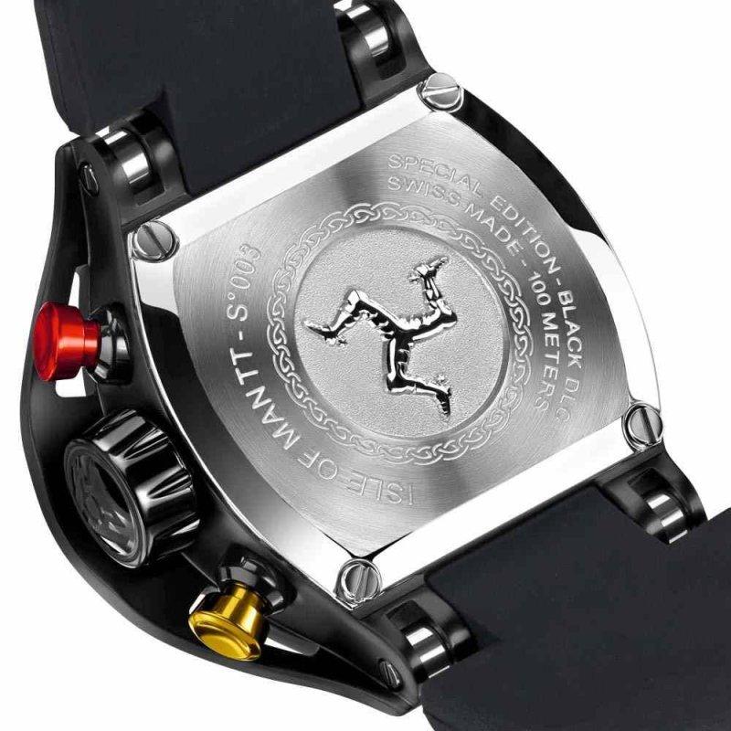 Isla de Man TT Reloj Edición Especial