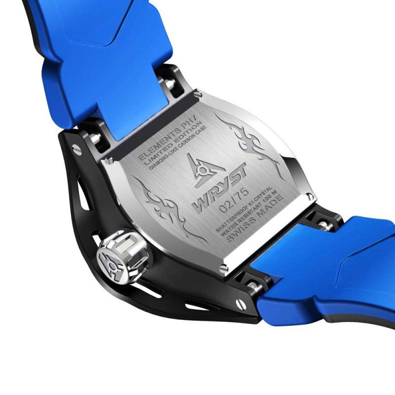 Reloj Suizo Azul