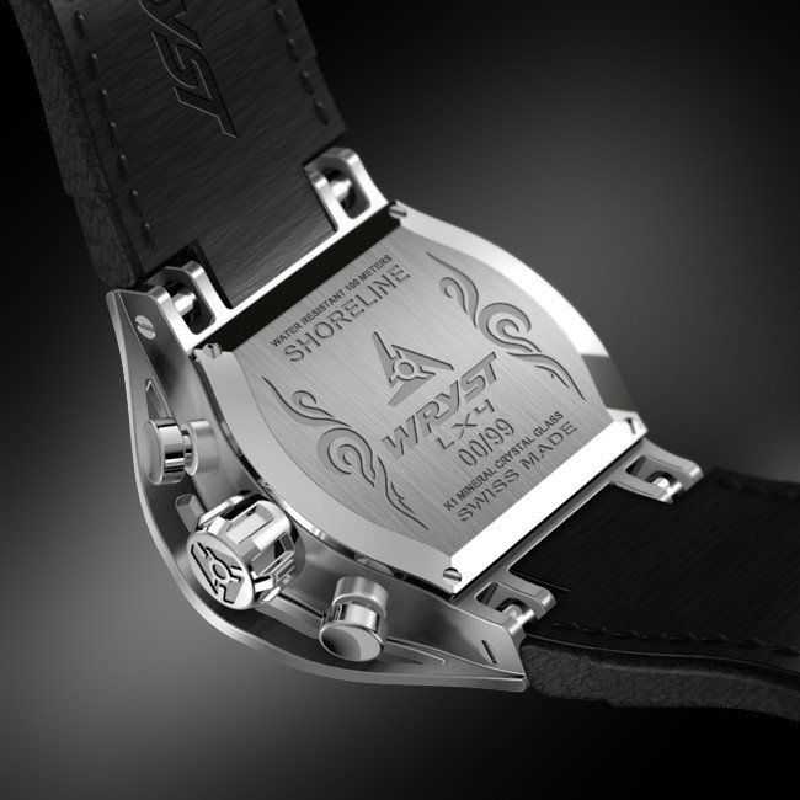 Swiss Made reloj del deporte