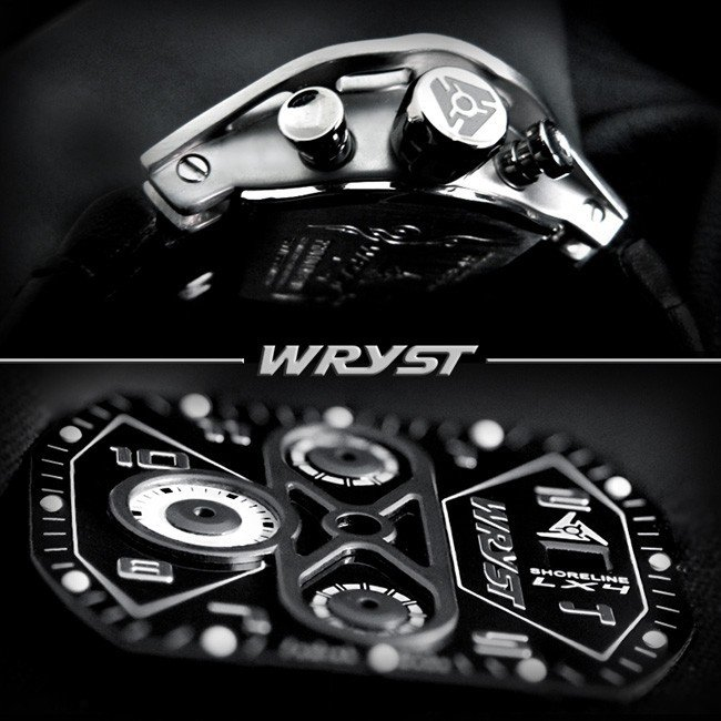Limited Edition Swiss Sport Watch Crown